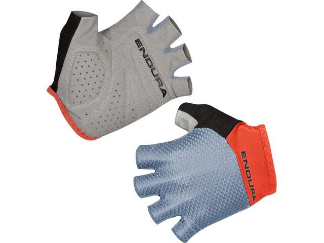 Endura Xtract Lite Handschoenen Heren, blauw/oranje